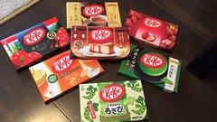 JDM KitKat 12-pack box