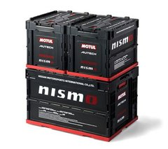 Nismo Collapsible Storage Crates