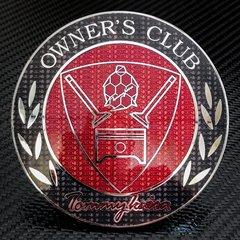 Tommykaira Owner's Club Original Emblem