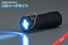 ENDLESS LED flash light/torch