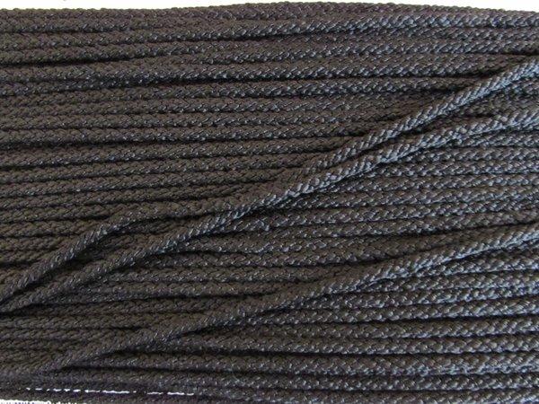 3mm Lacing cord - Black