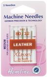 Leather Machine Needles - Medium 80/12