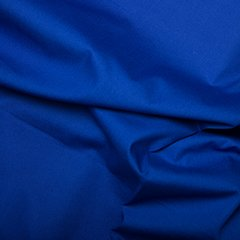 45'' Cotton Poplin - Royal Blue