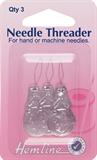 Needle Threader: Aluminium