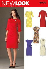 New Look Sewing Pattern 6000