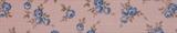 Grosgrain Ribbon : 5m x 20mm: Blue Rose: Pink