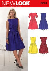 New Look Sewing Pattern 6223
