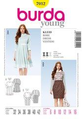 Burda Sewing Pattern - 7012