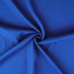 100% Polyester Twill - Royal Blue