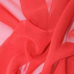 Chinese Chiffon - Red
