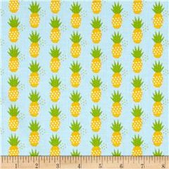 0.79mtr Remnant - Riley Blake - Pineapple