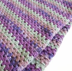 30th June - Beginners Crochet - Granny Stripe - Saturday