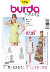 Burda Sewing Pattern - 7056