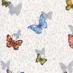 Michael Miller - Butterfly Garden - Main White
