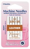 Leather Machine Needles - Heavy 100/16