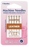 Leather Machine Needles - Assorted