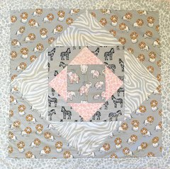 8th April - Sewing Workshop - Baby Quilt - Sunday