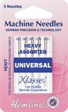 Universal Machine Needles - Heavy Assorted