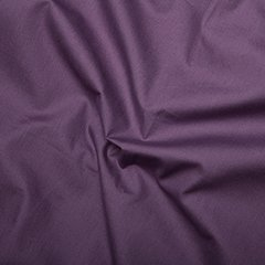 45'' Cotton Poplin - Plum