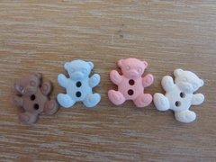 Teddy buttons