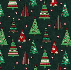 Traditional Christmas Trees - Green