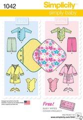 Simplicity Pattern - 1042