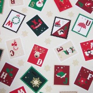 Stamps - Cream