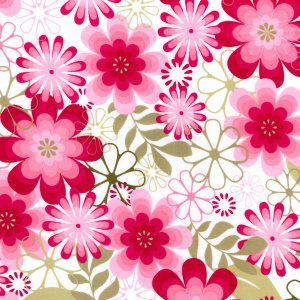 May Flowers - Pink