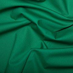 1mtr Remnant - 45'' Cotton Poplin - Emerald