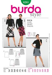 Burda Sewing Pattern - 8281