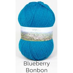 West Yorkshire Spinners - Aire Valley DK - Blueberry Bonbon