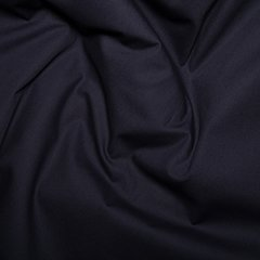 45'' Cotton Poplin - Midnight
