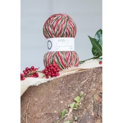 West Yorkshire Spinners - Signature 4ply - Holly Berry - SPECIAL