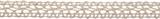 Cotton Lace: 5m x 14mm: Cream