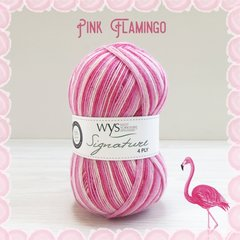 West Yorkshire Spinners - Signature 4ply - Pink Flamingo