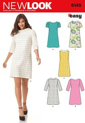 New Look Sewing Pattern 6145