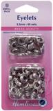 Eyelets Refill Pack: Nickel/Silver - 5.5mm