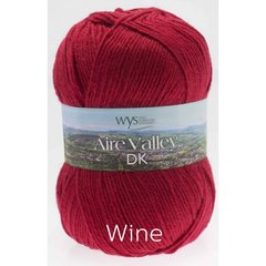 West Yorkshire Spinners - Aire Valley DK - Wine