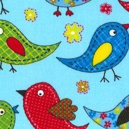 Tweet Tweet - Blue