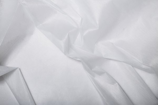 Cotton Fusible Interlining / Interfacing - White