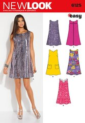 New Look Sewing Pattern 6125