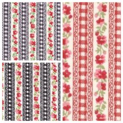Floral Stripe Complete Pack (3)
