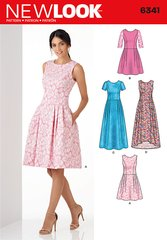 New Look Sewing Pattern 6341