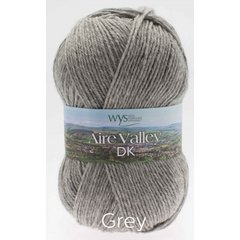 West Yorkshire Spinners - Aire Valley DK - Grey
