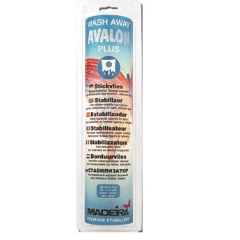 Madeira Avalon Wash Away Stabilizer - Plus Film