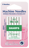 Sharp/Micro Machine Needles - Heavy 90/14