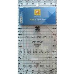 13 inch x 6.5 inch Acrylic Ruler