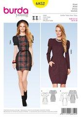 Burda Sewing Pattern - 6852