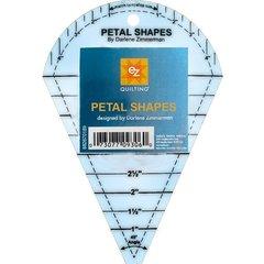 Petal Acrylic Ruler