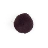 Pom Poms: 2.5cm (1in): Black